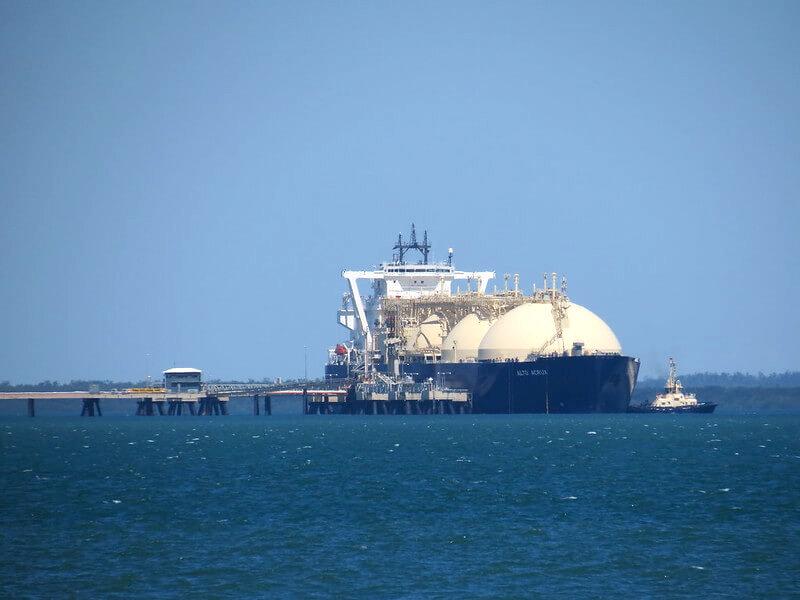 LNG Carrier Alto Acrux