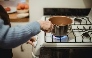 household natural gas costs have gone up