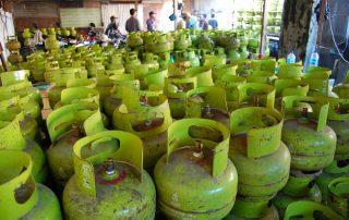 Kerosene converted to LPG