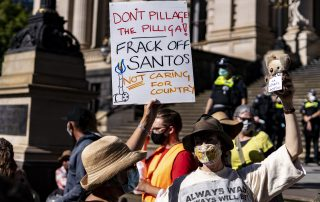 Fracking in Australia