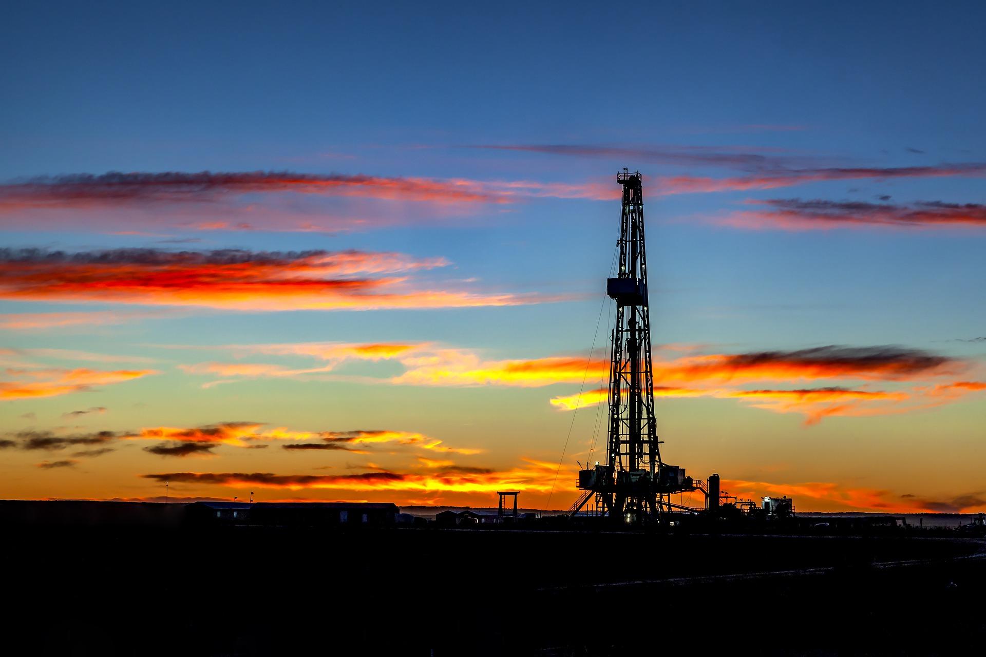 Fracking site NT